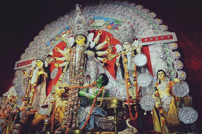 Goddess Durga Bengalifestival
