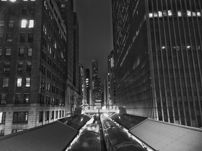 Chicago Architecture Chicago Trump Tower IPhoneography Black And White Blackandwhite Chicagoshots Shoot2kill IPhone Iphoneonly