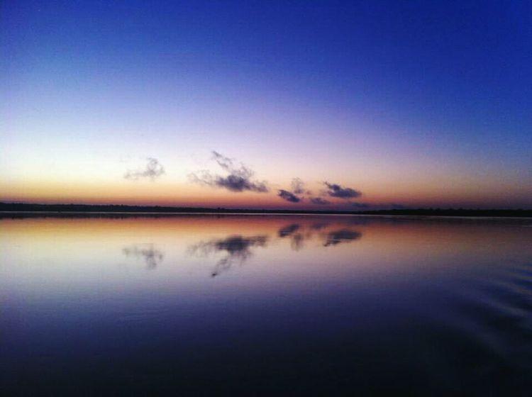 Overnight Success River Reflection Calm EyeEm Best Shots - Nature 4am Photos Iquitos, Perú