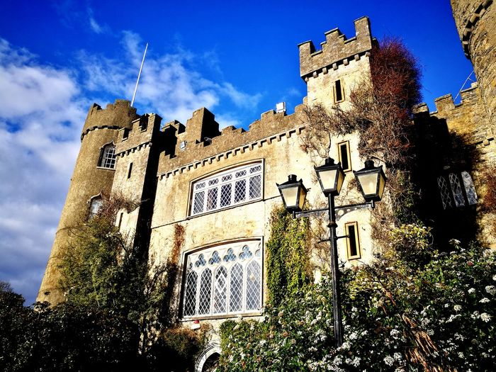 Castle Malahide Castle Malahide  Dublin, Ireland Ireland🍀 Tourist Attraction  Outdoors History Day Sunlight Architecture No People