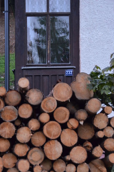 Countryside Door Eye4photography  From My Point Of View House Large Group Of Objects Log Nikon No People Number Outdoors Purist In Photography Reflection Slovakia The Purist (no Edit, No Filter) Village Wood - Material čičmany