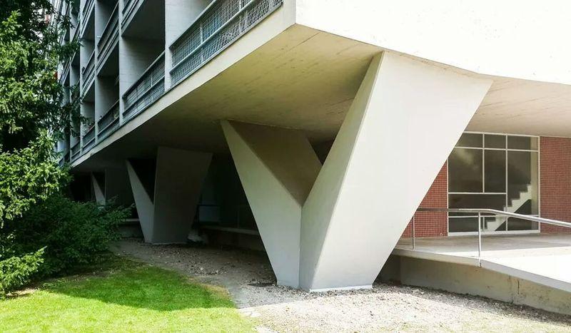 Lecorbusier Architecture Berlin