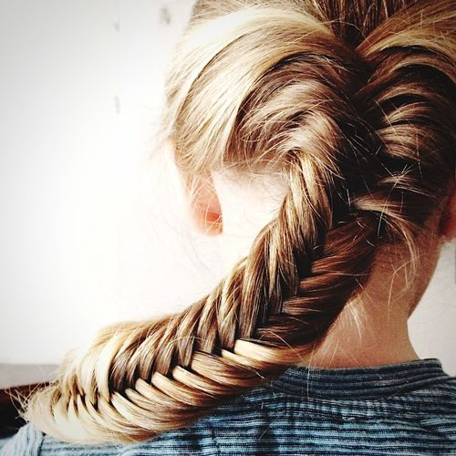 IPhoneography Fishtail Plait Hair Hairstyle Fishtail Braid Iphoneonly Hairstyles Braids Plaits Blonde Let Your Hair Down The EyeEm Collection Let Your Hair Down Winners EyeEm x Schwarzkopf - Let Your Hair Down Fatherhood Moments Uniqueness long hair don't care. This boy does not conform. Boy The Portraitist - 2017 EyeEm Awards