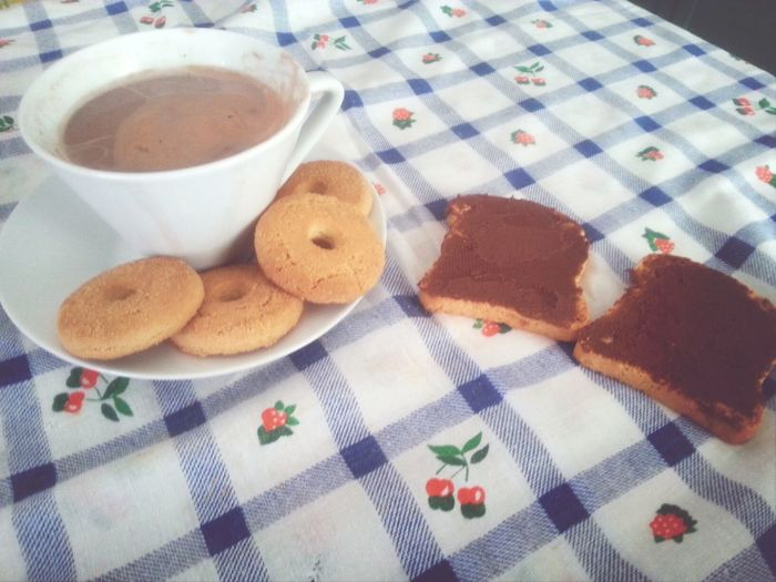 Breakfast Colazione Sunday Morning Biscuits
