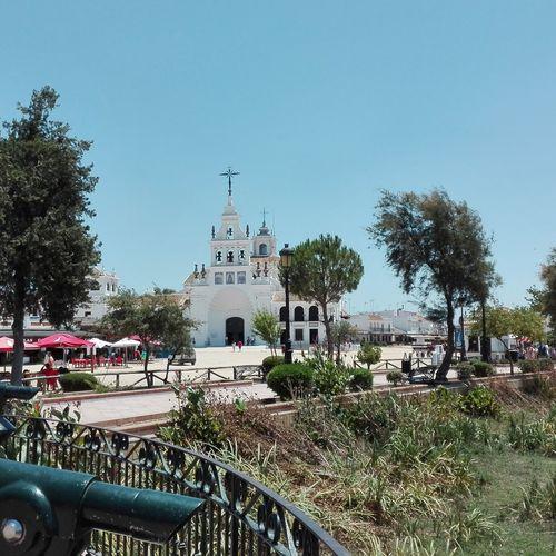 El Rocío. Almonte. Huelva.