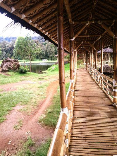 Beautiful place Situ Patenggang Bandung, West Java