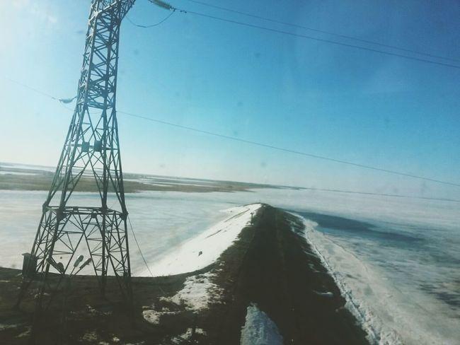 Россия! Russia Volga River Река Волга