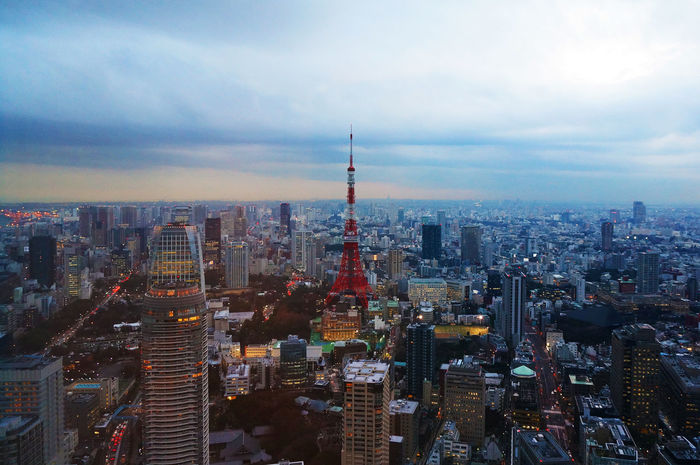 2015  Architecture Building Exterior Built Structure City Cityscape Japan Sky Skyscraper Tokyo Tower Tower 東京タワー Fresh On Market 2017
