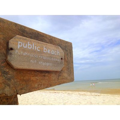 Beach Relax Huahin Thailand Thaionly