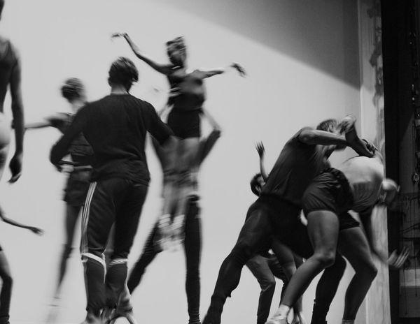Jeux New York City Ballet Dance Dancer Blackandwhite Capture The Moment Monochrome Movement Beauty