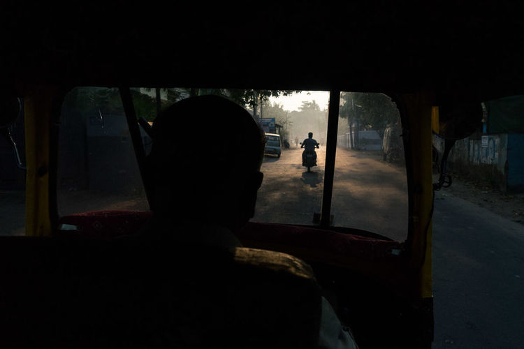 TukTuk View Cochin Day Headshot India Indiapictures Kerala India Kerala The Gods Own Country ;) Kollam Outdoors Passenger Seat People Rear View Silhouette Street Photography Streetphotography Thrissur Tuk Tuk Tuk-tuk TukTuk Two People Vehicle Interior