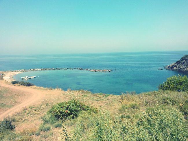 Relaxing Blue Sea Bursa Tirilye bu yaz kesfettim fena bi yer :)