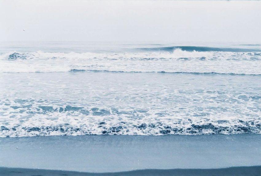 Yilan, Taiwan Sea Taking Photos Pacific Ocean 走向彼端
