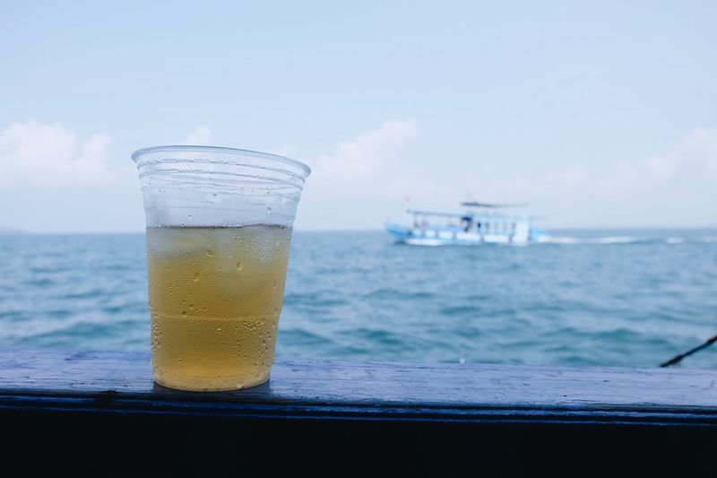 Relax Sea Drink