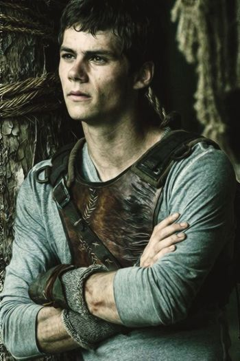 Love you ❤️ the maze runner Dylan O'Brien  The Maze Runner Best Movie Ever Thepowerofbibs