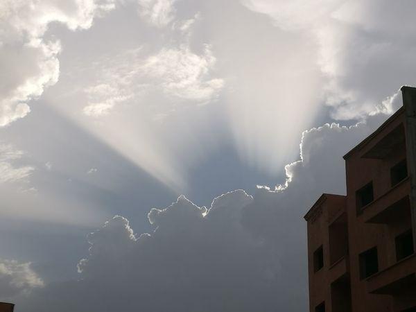 Bellissimo Skylight Shiningcloud Shinning Bright Just Shine. Whatelse?