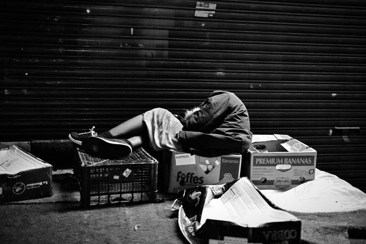 Tough Life Sleeping Rough City Life Urban Lifestyle Hard Times This Is London London Capture The Moment Loneliness Homeless Streetphotography Showcase: November B&w Street Photography Blackandwhite Black And White Friday