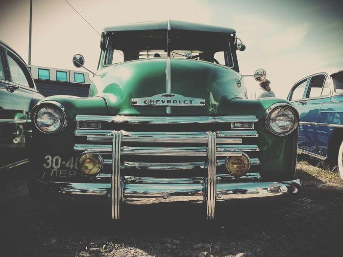 Chevrolet Retrocar Greenday Exhibition Retrostyle Love It Spb_live Kronshtadt Konstantin Port