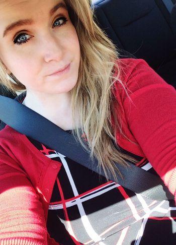 This is me before work Work Selfie Peoples Blue Eyes