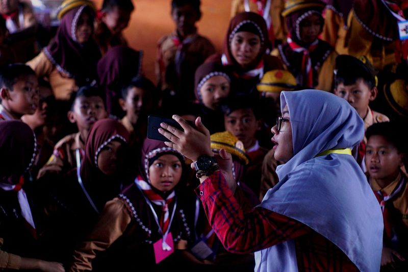 Learn HUAWEI Photo Award: After Dark Fan - Enthusiast Popular Music Concert Musician Crowd Performance Group City Music Audience Arts Culture And Entertainment Young Women