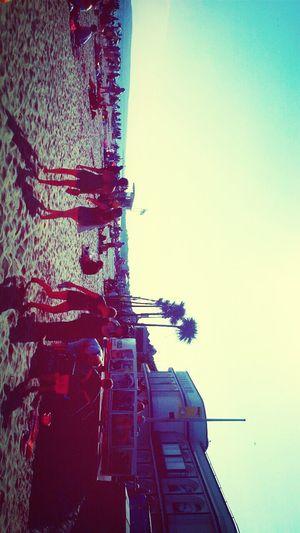 Summer ☀ Sun ☀ Beach Enjoying Life