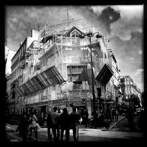 Architecture Streetphotography Blackandwhite The Minimals (less Edit Juxt Photography)