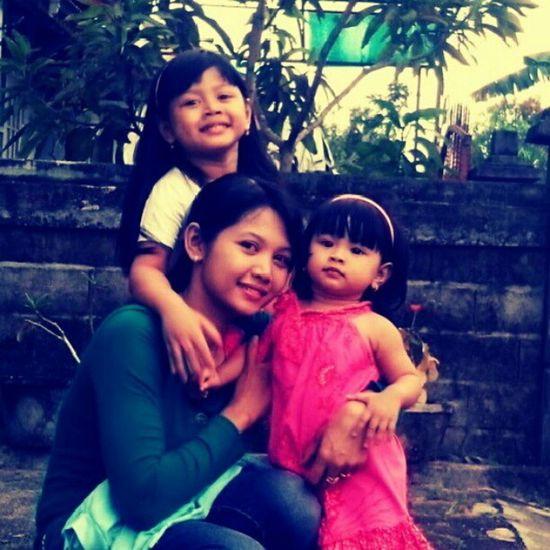 My girls again Januari 2013