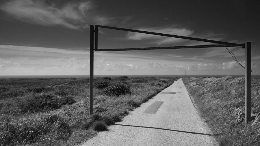 Big Sky Cornwall Walks Landscape_photography Let's Go To The Beach Monochrome