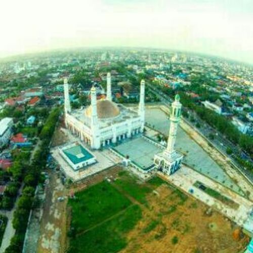 Another view Aerial Shot Awasomeview On A Higher Plane Photography Masjid Potrait