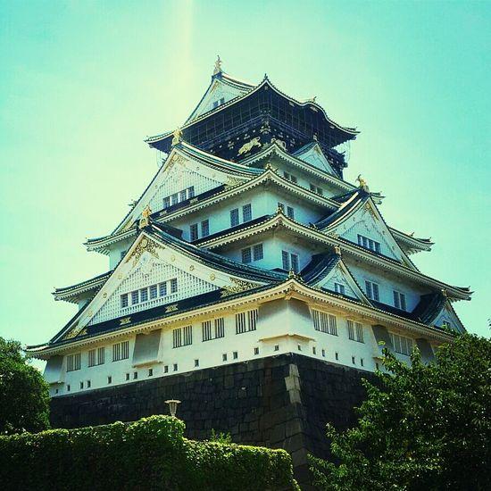 名古屋城で Japan