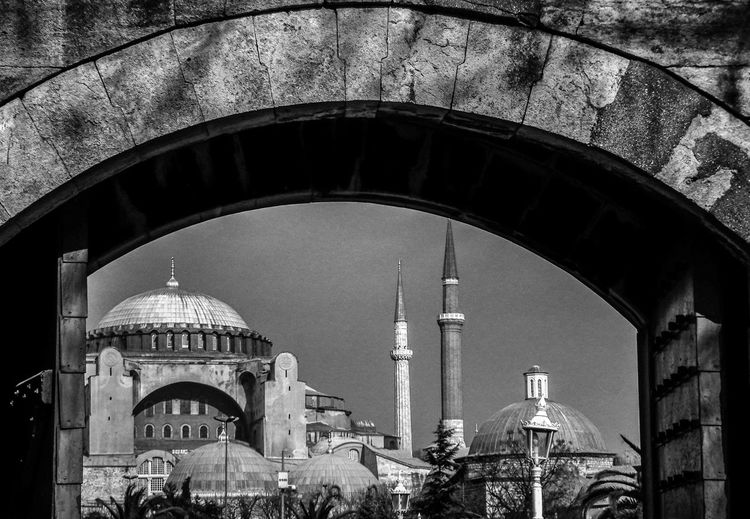 Architecture Built Structure Day Outdoors Building Exterior No People Arch History Architecture History Through The Lens  Historical Building Hagia Sophia Mosque Hagia Sophia Hagia Sophia Dome Travel Destinations EyeEm Selects EyeEm Best Shots - Landscape EyeEm Best Edits Architecture EyeEmNewHere EyeEm Gallery EyeEm Best Shots Istanbul Turkey Hagiasophia  Sultan Ahmed Mosque