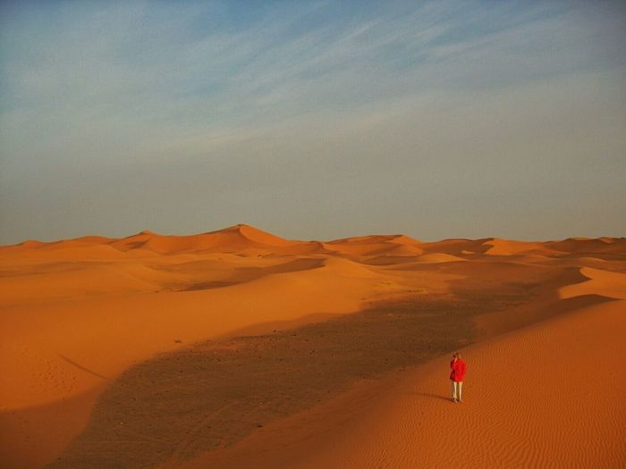 Deserts Around The World Dunes Of Merzouga Smart Simplicity Enjoying Life Marroco What I Value Point Of View Marroc