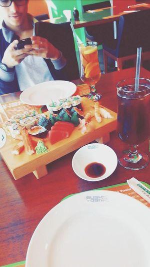 Sushi yoshi ...? Yummy Sushi Yoshi Beautiful Day