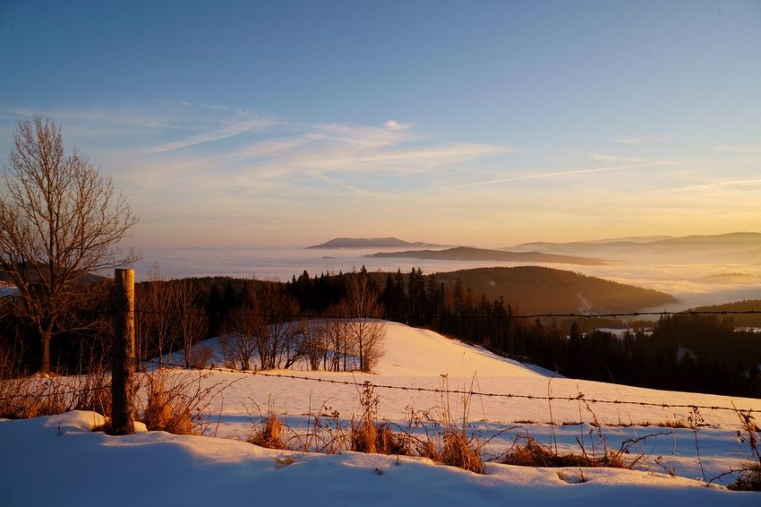 Sunset in Austria #photography #sonyalpha Pic Picoftheday #hashtag #Nature  #EyeEmNewHere #landscape #nature #photography #beautiful
