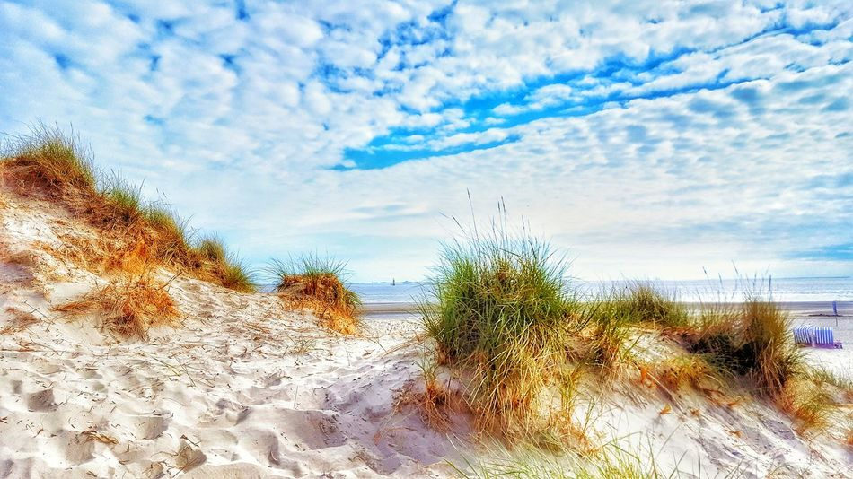 Cloud - Sky Sky Sand Nature Beach Day Water Sea Beauty In Nature Horizon Over Water Landscape Love To Take Photos ❤ Eye4photography  EyeEm Nature Lover EyeEm Gallery Taking Photo Northsea Outdoorphotography Beach Photography Weststrand Norderney