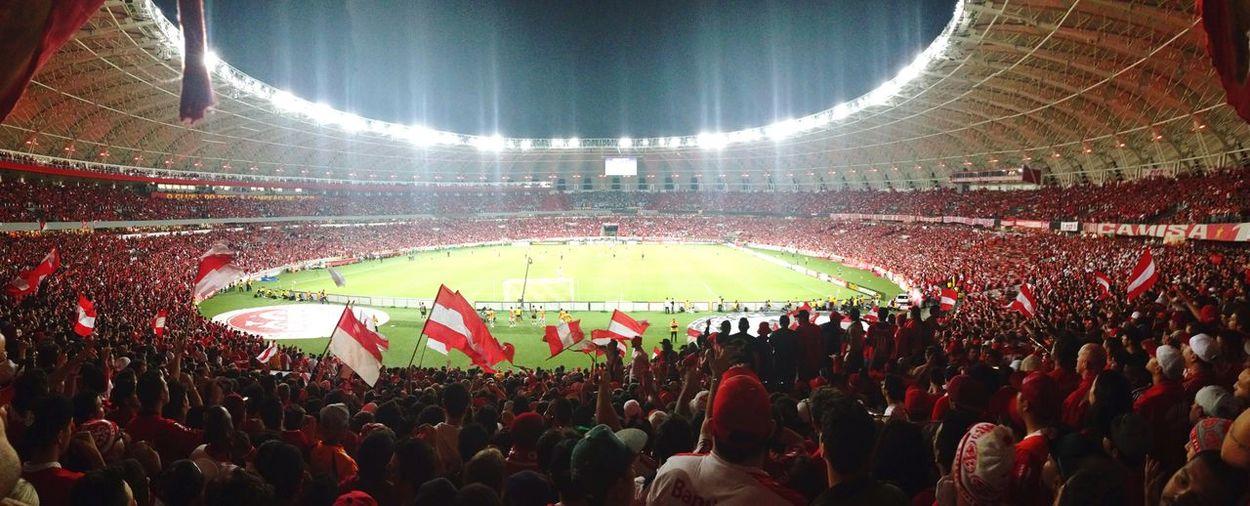 Porto Alegre Estádio Beira Rio Melhor Torcida SportClubeInternacional