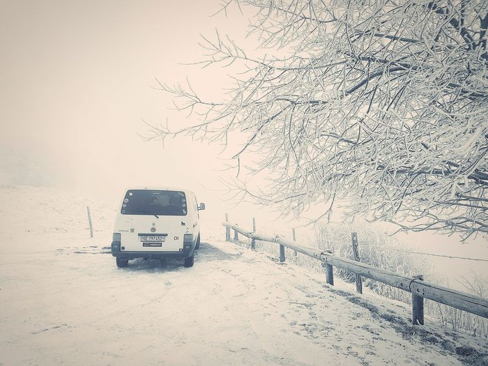 Snowing Snow ❄ Vwcampervan Vwt4 Vwt4roadtrip VW Campervan VW Bus Vwtransporter Vw Camper Van Van VW Camperlife Roadtrip Road VWbus Vwcamper Landscape Beautiful Nature Beautiful View Vwlife Travel Travel Photography