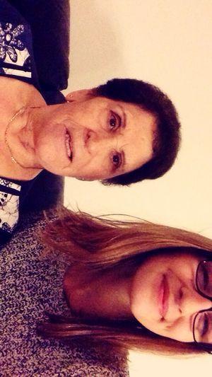 Avo Minha Vida Coração Happiness Family Grandma Love Self Portrait Ma grand mère ❤️✨?
