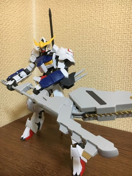 Gundamcollection Gundam Gundam Build Fighter ガンプラ バルバトスルプス