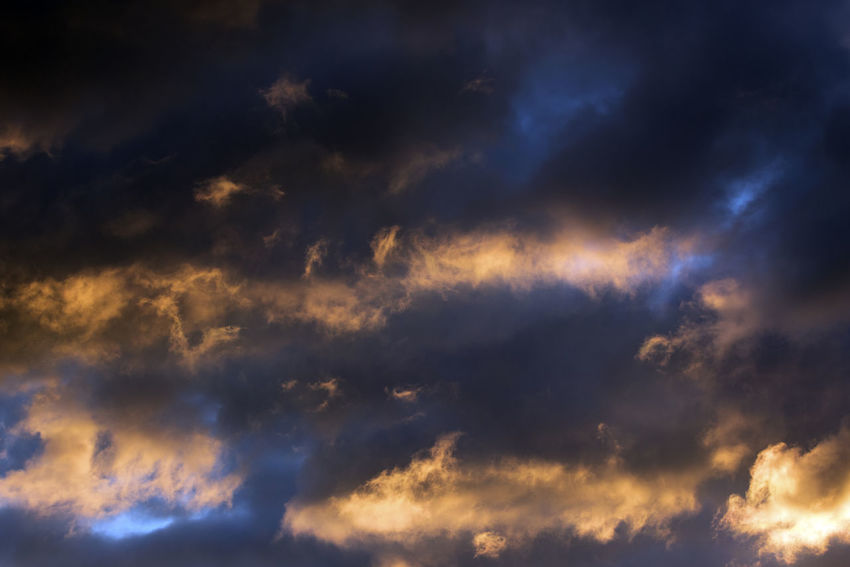 Sky Cloud - Sky Dramatic Sky Cloudscape Scenics - Nature Overcast Atmosphere Backgrounds Nature Storm Blue Wind Beauty In Nature Environment Dark No People Moody Sky Space Outdoors Abstract Bright Meteorology Climate Wispy