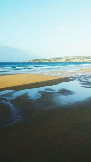 Marcantabrico Playadesanlorenzo Gijón Asturias España Beach Life Is A Beach