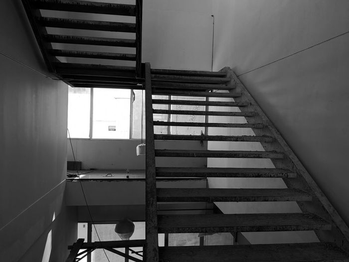 metal stair in the building during construction Metal Industry Construction Stairs Backgrounds Concrete Architecture Building Abstract Modern White Light Up Structure Interior Staircase Stairway Design Wall Shadow Way Steps Ladder Pattern Business Color Steel Blackandwhite Black And White Black & White Steps And Staircases Texture Sunset Station Shape People Urban Black Day Long Exposure Built Structure Railing Indoors  Low Angle View Wall - Building Feature No People Window Empty Absence Spiral Ceiling