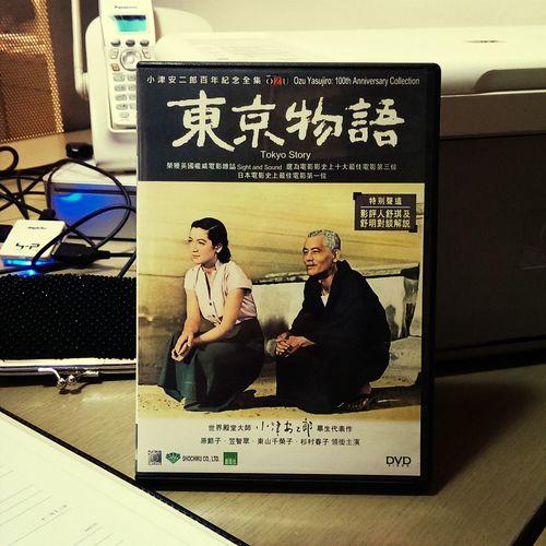 Movie time! Tokyo Story Movie Time Japan Yasujiro Ozu