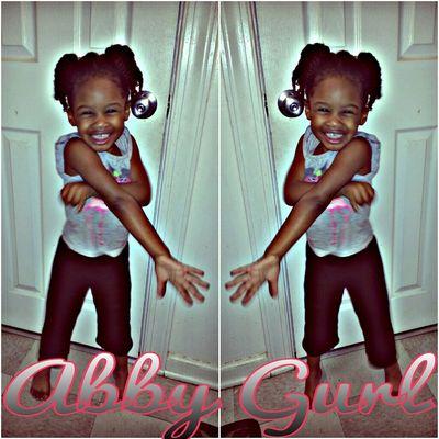 Abby bear 🐻