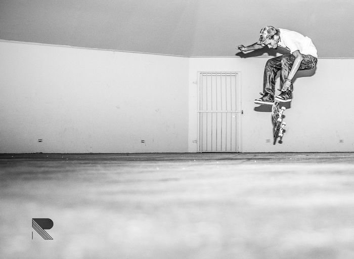 Alex 360 flip Skateboarding 360flip Aruba Training