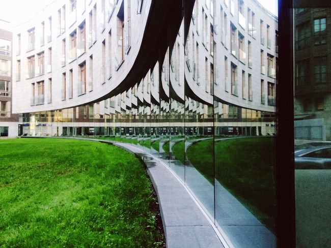 Mirror Reflection Urban Geometry Architecture Beauty In Ordinary Things Walking Around Amazing Architecture