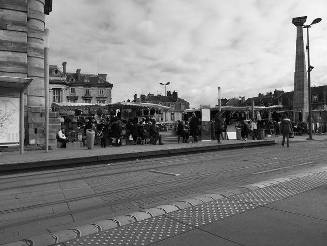 Bordeaux, France Crowd