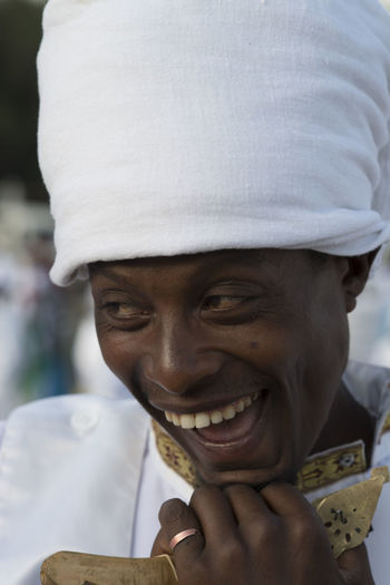 Ethiopia Ethiopian Photography 🇪🇹 Meskel Meskel Festival, Erhiopian Street Africa Ceremony Day Meskel Flower MeskelSquare Outdoors Real People Turban