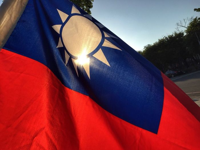 中華民國國旗 國旗 Flag ROC Taiwan