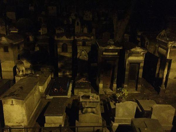 Cementery Tumbas History Muerte Entierro Lapidas